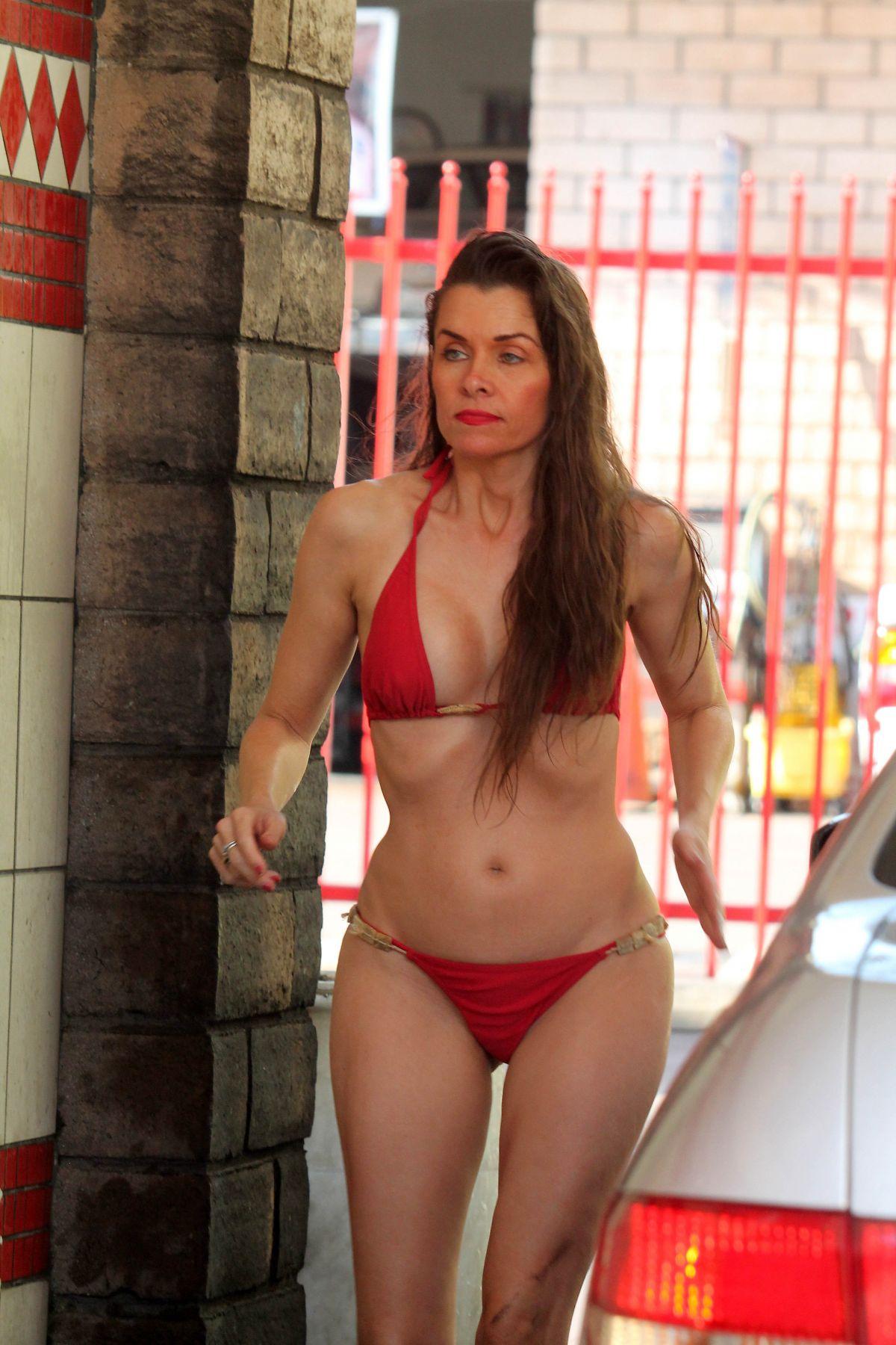 Alicia Arden Bikini naked 297