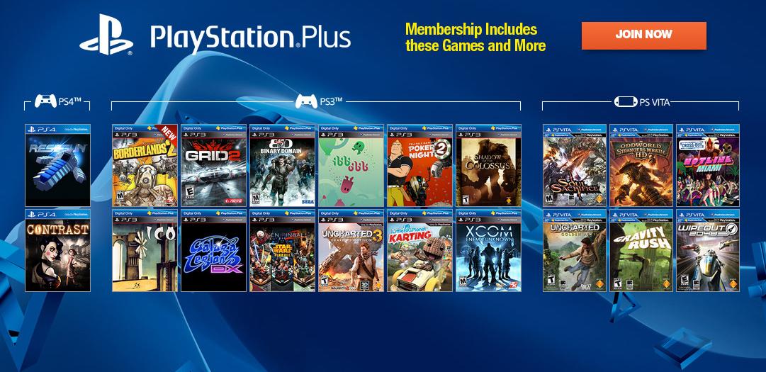 Playstation Plus Juegos Gratis Diciembre 2013